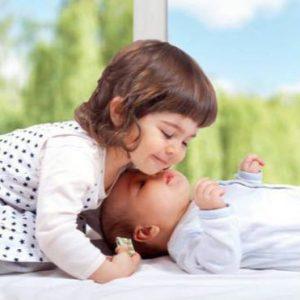 头胎是自闭症女孩,二胎患自闭症的概率更高