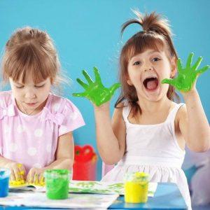依据DTT分解操作帮自闭症儿童认识颜色