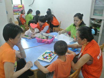 深圳市南山区星光特殊儿童康复中心