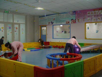 深圳市南山区金色年华特殊儿童干预中心