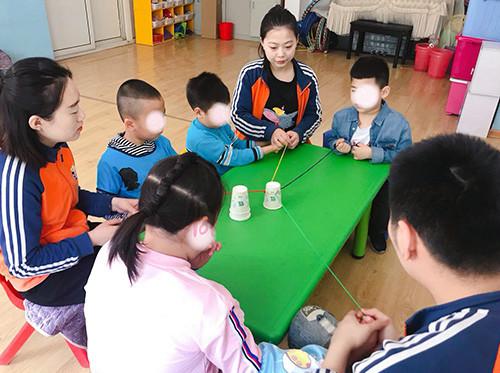哈尔滨自闭症康复机构|哈尔滨星蕾幼教儿童发展中心