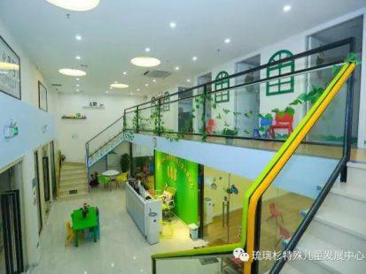 深圳市南山区琉璃杉特殊儿童发展中心