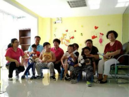 天津市心心语自闭症与脑瘫儿童康复服务中心