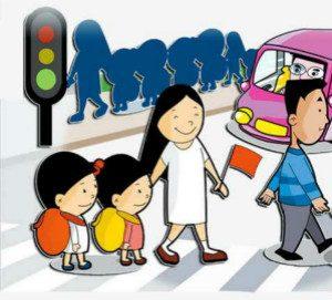 怎样教会自闭症儿童过马路?(生活自理训练)