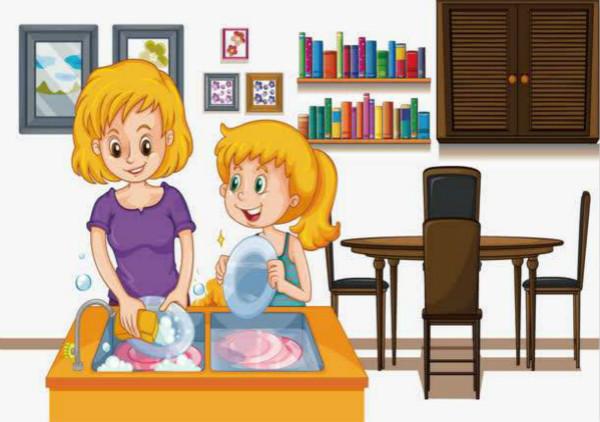 如何教会自闭症孩子帮忙做家务(生活自理训练)