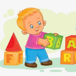 自闭症儿童不懂玩积木,简单几步教会他