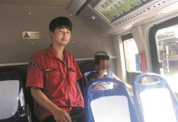 9岁自闭症男孩走失,广州公交司机帮找回