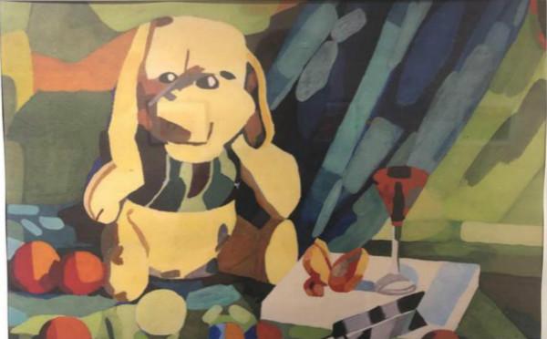 """关爱自闭症儿童公益画展""""天真者的艺术——自然生长""""在银川举办"""