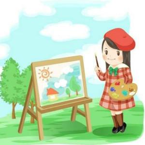 自闭症儿童美术治疗的三个阶段