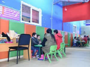 新余市爱慧特殊儿童早期干预训练中心