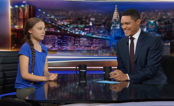 联合国演讲的瑞典少女将阿斯伯格综合症比作超级大国