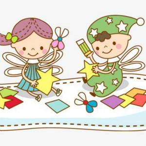 自闭症精细课训练内容(4-5岁儿童):折纸和剪纸