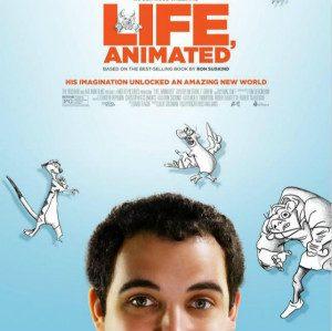 一部倒退型自闭症孩子的纪录片:《生活•动画》(二)