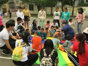 桂林市七星区圆林特殊儿童协康中心