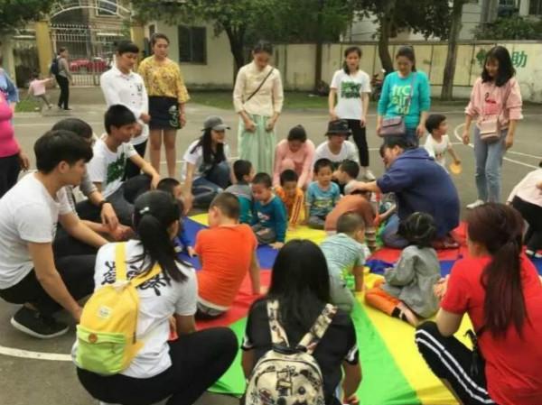 桂林市自闭症康复机构|桂林市七星区圆林特殊儿童协康中心