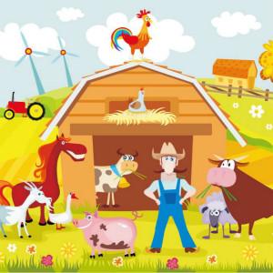 适合自闭症的工作:农场工作