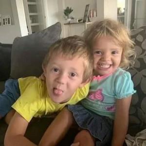 自闭症孩子有感情吗?且看这个为保护妹妹而被袋鼠袭击的5岁男孩吧
