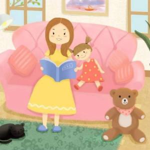 自闭症儿童沟通训练方法:反复阅读故事法