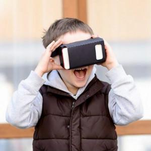 VR治疗自闭症儿童的可行性
