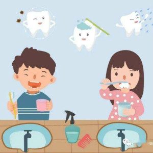 自闭症儿童刷牙的问题和训练方法