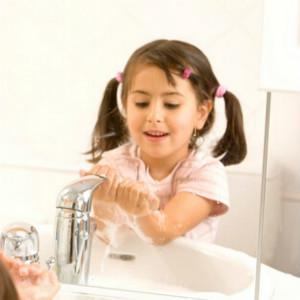 自闭症儿童的洗手问题和训练方法