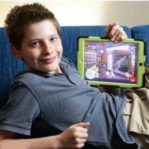 12岁自闭症天才少年开发5个app,苹果脸书都关注